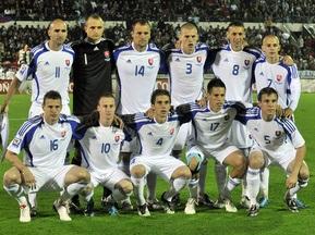Словаки визначилися зі складом на Чемпіонат світу