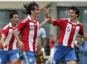 Парагвай назвал окончательную заявку на Чемпионат мира