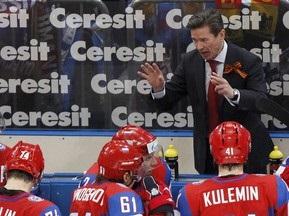 Быков продолжит тренировать сборную России по хоккею