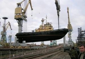 Суд обязал отобрать у российского бизнесмена Черноморский судостроительный завод