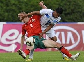 Збірна Гондурасу не хотіла обмінюватися футболками з білорусами
