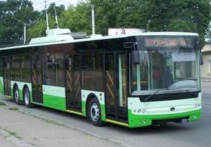Ъ: Украина и Чехия создадут СП по производству троллейбусов