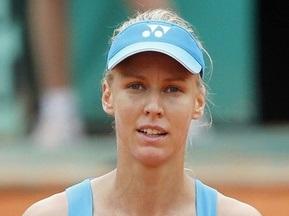 Roland Garros: Дементьева стала первой четвертьфиналисткой