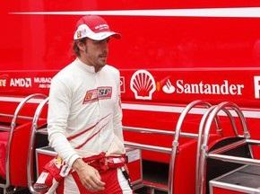 Алонсо пожаловался на отсутствие прогресса Ferrari