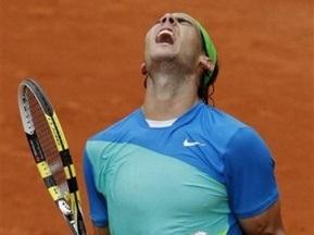 Roland Garros: Надаль прошел Хьюитта