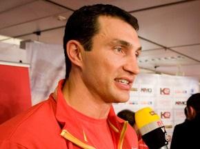 Володимир Кличко погодився на допінг-тест за правилами ВАДА