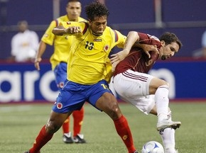 Колумбийскую сборную обокрали в ЮАР