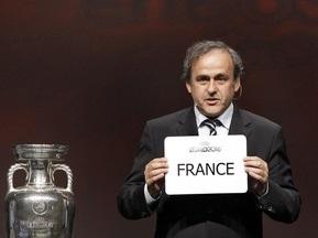 Євро-2016 пройде у Франції