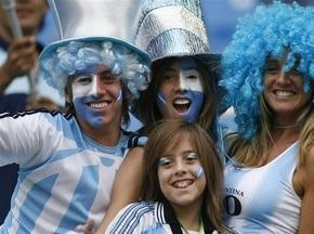 Аргентинським футболістам дозволили займатися сексом під час Чемпіонату світу