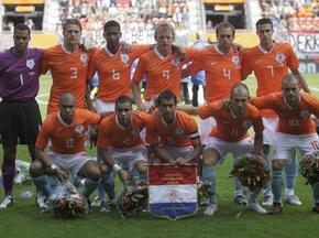 Голландцы определились с окончательным составом на ЧМ-2010