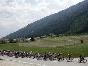 Giro d'Italia: Монье выиграл 17-й этап
