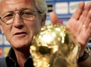 Липпи: Италия попытается защитить титул Чемпионов мира