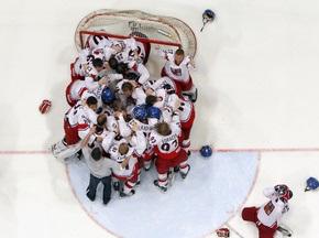 Фотогалерея: Триумф чешского хоккея. Россия сложила полномочия Чемпиона мира