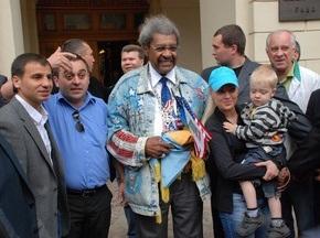 Дон Кінг: Найпрекраснішим у Львові є люди