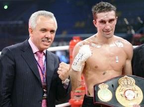 В ячеслав Сенченко став суперчемпіоном за версією WBA