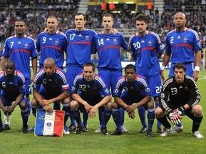 Франція назвала остаточний склад на Чемпіонат світу