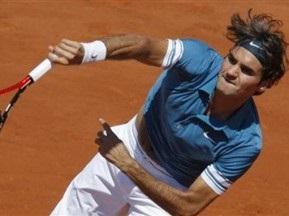 Roland Garros: Федерер успешно начал защиту титула