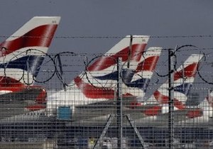 Бортпроводники British Airways начинают пятидневную забастовку