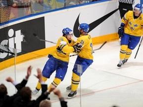 Швеція перемагає Німеччину в матчі за бронзу Чемпіонату світу