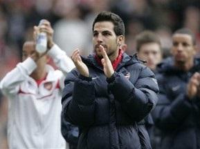 Венгер не зміг умовити Фабрегаса залишитися в Арсеналі