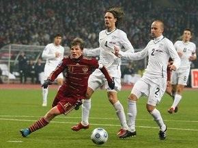Заявка сборной Словении уменьшалась до 26 человек