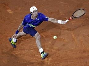Вердаско став першим фіналістом турніру в Ніцці