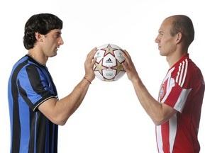 Фінал Ліги Чемпіонів. Bigmir)Спорт представляє матч Баварія vs Інтер