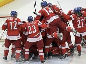 ЧМ по хоккею: Чехи и шведы встретятся в полуфинале