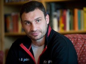 Віталій Кличко: Сосновський - не Алі, але дуже складний суперник