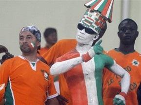 Власти Кот-д'Ивуар отобрали пятьсот фанатов для поездки на ЧМ-2010
