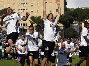 Лига Чемпионов: Интер отправится в Мадрид уже завтра