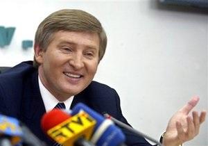 Ахметов признал, что СКМ изучает возможность покупки Запорожстали