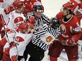 ЧМ по хоккею: Беларусь одолела Данию, чехи победили латвийцев