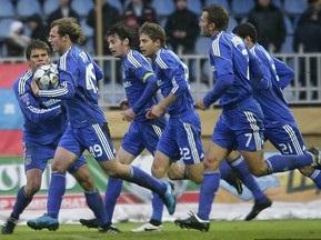 Динамо стартует в квалификации Лиги Чемпионов среди сеянных