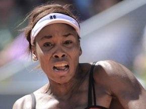 Венус Вільямс стала другою в рейтингу WTA
