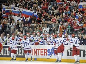 Російські хокеїсти повторили рекорд збірної СРСР