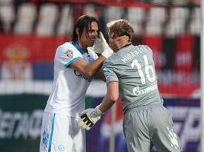 Зенит завоевывает Кубок России