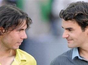 Федерер и Надаль снова поспорят за титул на турнире в Мадриде