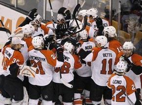 Филадельфия вышла в полуфинал Stanley Cup