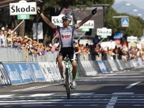 Giro d'Italia: Ллойд побеждает на шестом этапе