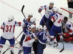 ЧМ по хоккею: Россия огорчила Беларусь, норвежцы раскатали французов