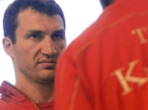 Менеджер Кличко: Владимир тщательно выполняет все допинговые правила