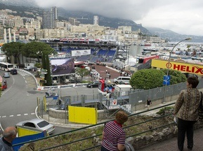 Гран-прі Монако. Уроки гламуру від Bigmir)Спорт