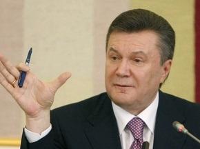 Янукович незадоволений станом підготовки України до Євро-2012