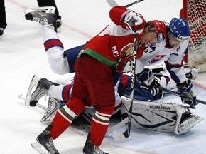 ЧМ по хоккею: Беларусь уступила Словакии
