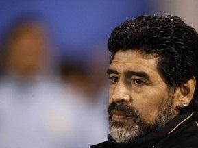 Марадона не візьме Дзанетті і Камб'яссо в ПАР