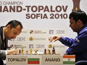 Ананд отстоял шахматную корону
