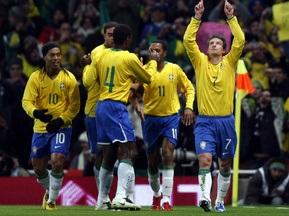 Роналдиньо не попал в список Дунги