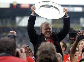Экс-наставник сборной Англии трудоустроился в Вольфсбурге