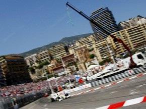 На Гран-прі Монако очікуються дощі